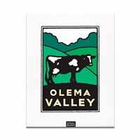 Unframed Poster - Olema Valley
