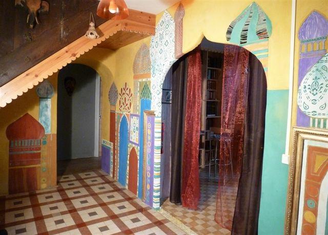 decoration d interieur oriental maroc tadelakt mosaique murale fresque oriental fresques. Black Bedroom Furniture Sets. Home Design Ideas