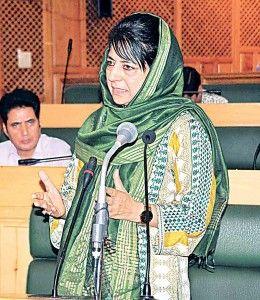 #MehboobaMufti : बजट सत्र  2016: 3 में नियंत्रण रेखा से 2804 करोड़ का #MehboobaMuftiSayeed #JammuKashmir