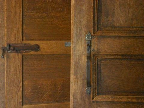 Poignee De Porte Interieure Ancienne Ancienne Poigne Ovale De Porte