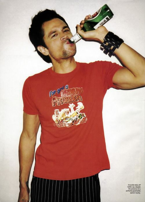623aef6ee1e Johnny Knoxville. Love a man that can make me laugh