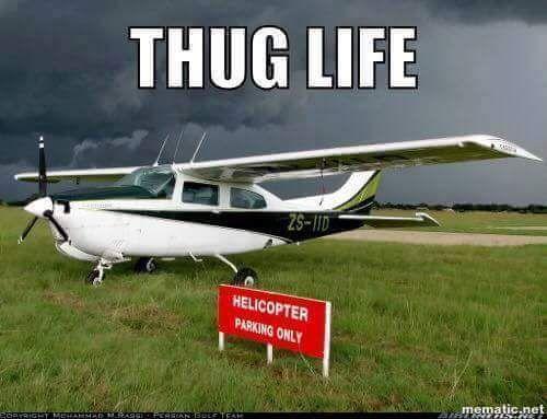 fbfa366829702ee3825f5de320728ad0 airplane thug life memes pinterest thug life, aviation humor