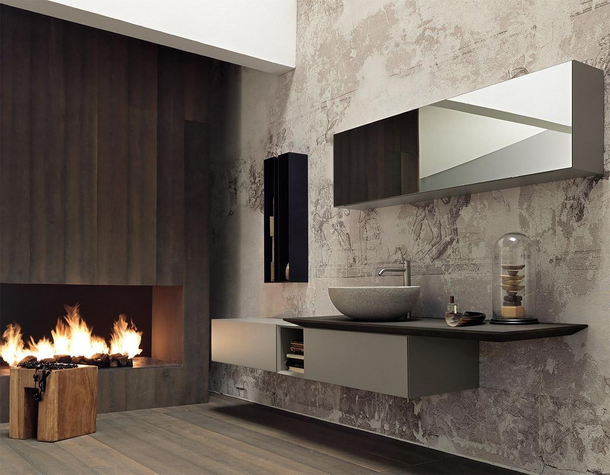 Baños que ofrecen una calidez especial a tu hogar. # ...