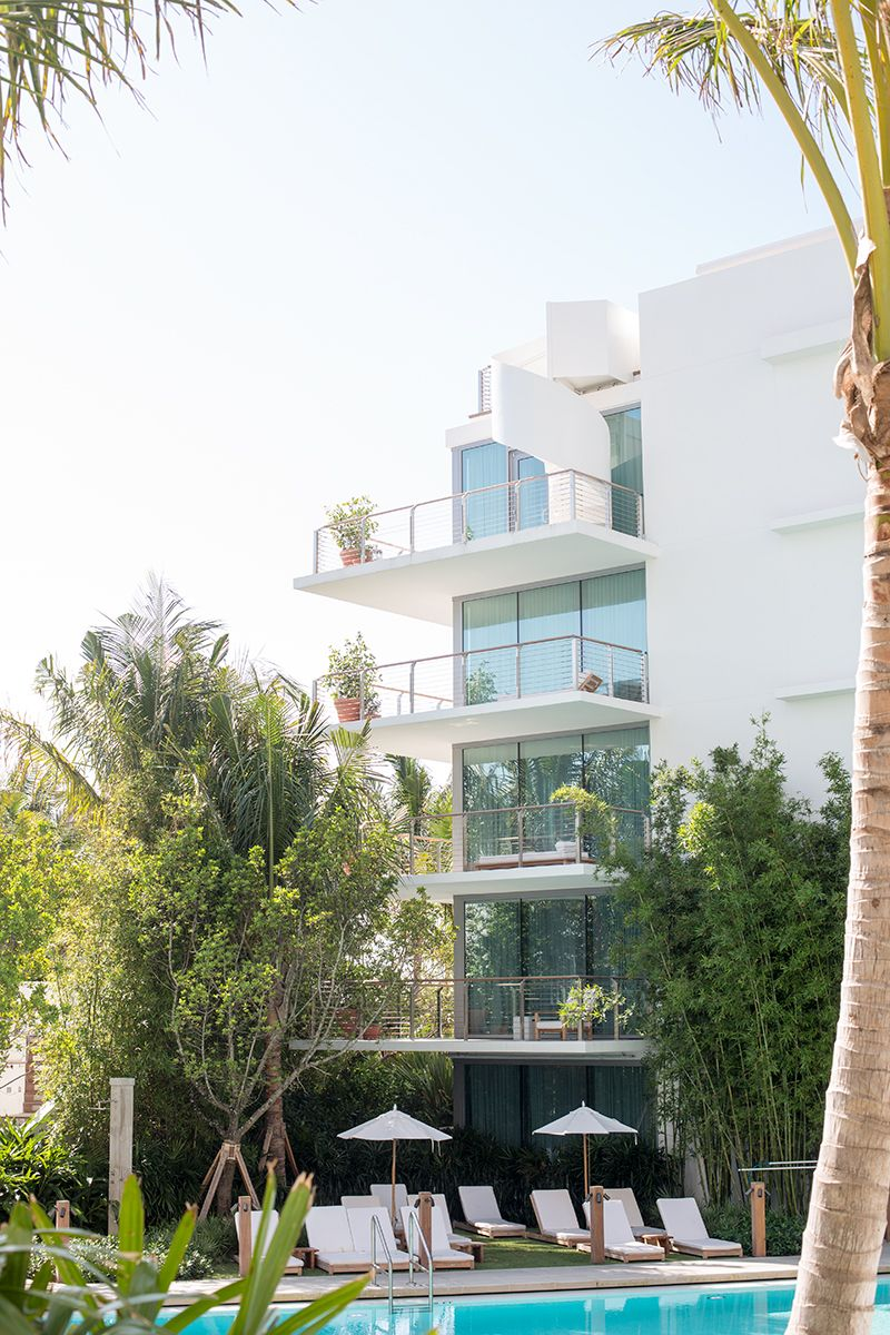 The Edition Hotel Miami Beach Repined By Belladonna