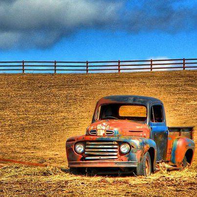 Old Truck Old Trucks Farm Trucks Classic Trucks