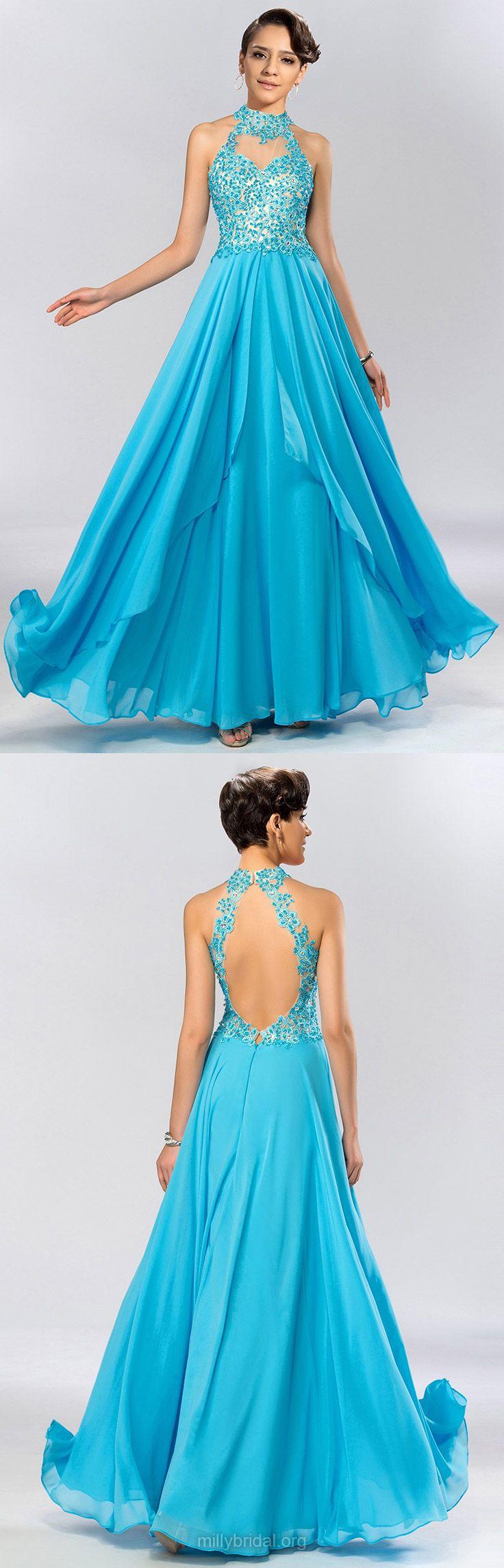 Blue prom dresses long prom dresses lace prom dresses prom