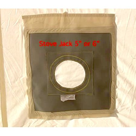 STOVE PIPE HOLE FOR CANVAS TENT & STOVE PIPE HOLE FOR CANVAS TENT | Canvas Tents | Pinterest | Tents