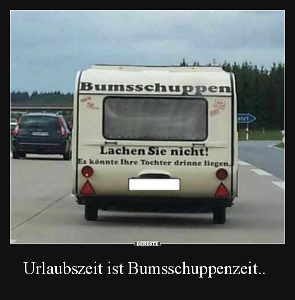 Pin By Samp Laster On Carros: Urlaubszeit Ist Bumsschuppenzeit..