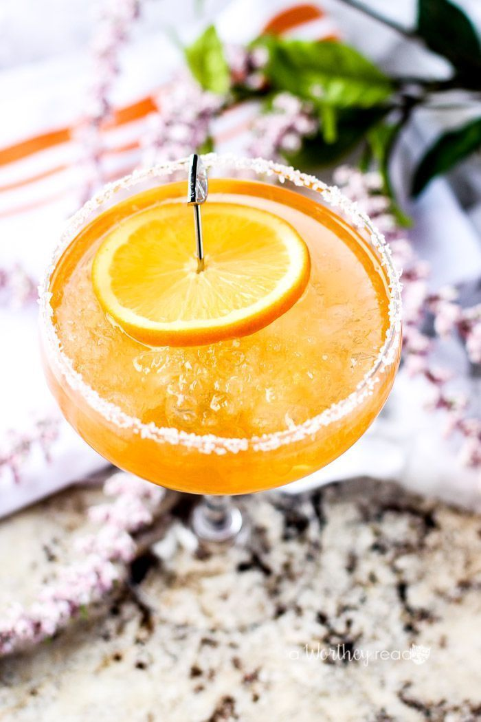 Sweet Orange + Tequila Cocktail Try our Sweet Orange + Tequila Cocktail. This fun cocktail will be great for a girl's night out, summer BBQ, or a fun way to chill on a hot summer's day!