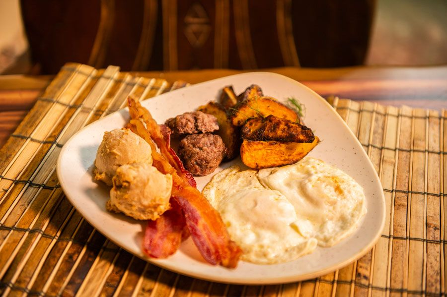 Enjoy the Sanaa Kuamsha Breakfast at Disney's Animal Kingdom Lodge #animalkingdom