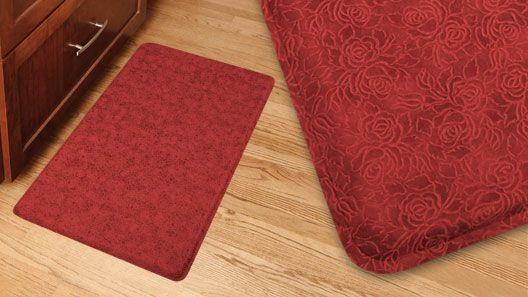 Red Kitchen Floor Mats Dengan Gambar