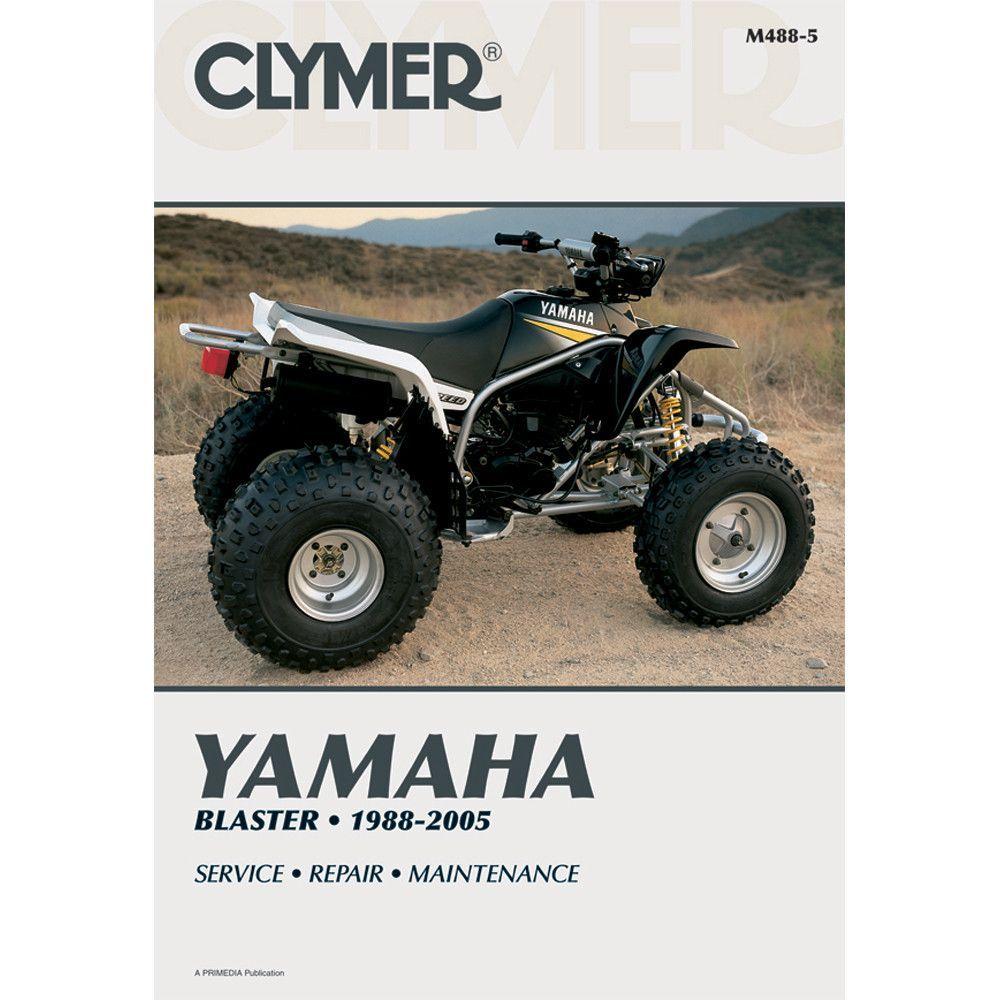 Clymer Yamaha Blaster (1988-2005)