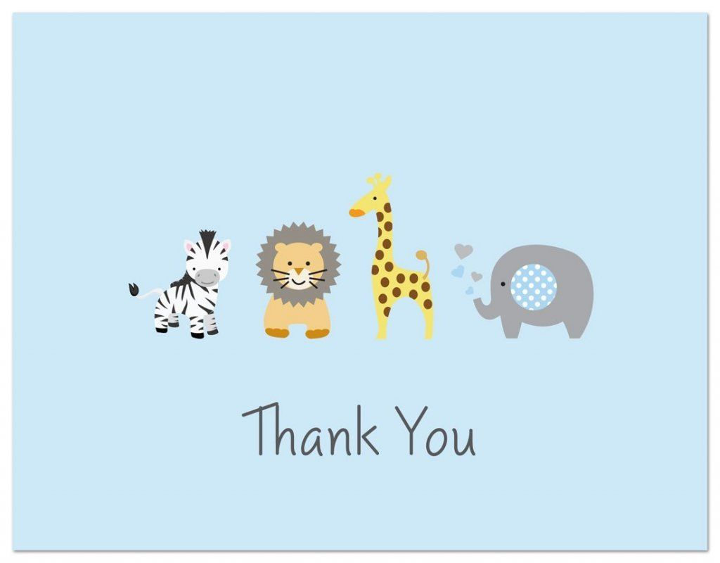 Baby Shower Invitations w//Teddy Bears Baby Shower Thank You/'s BULK Thank You/'s