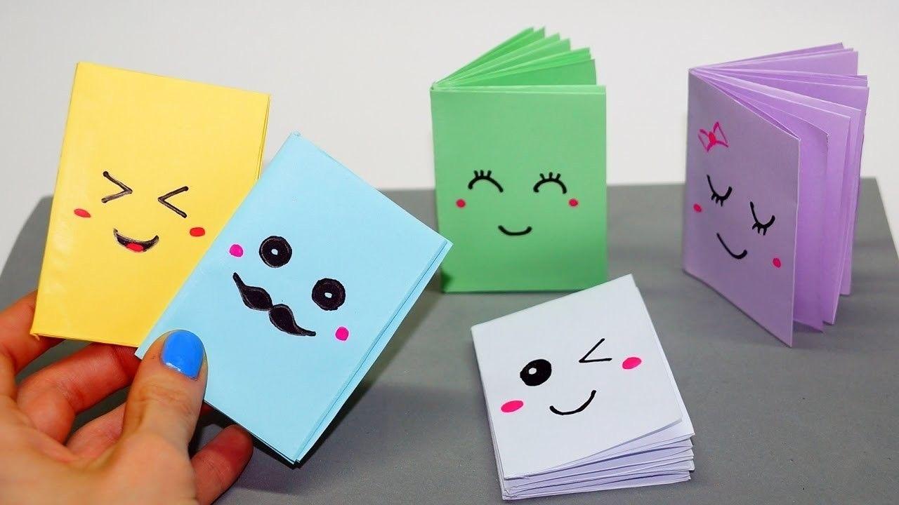 Origami Mini Books Category - Page 1 - Paper Kawaii | 720x1280