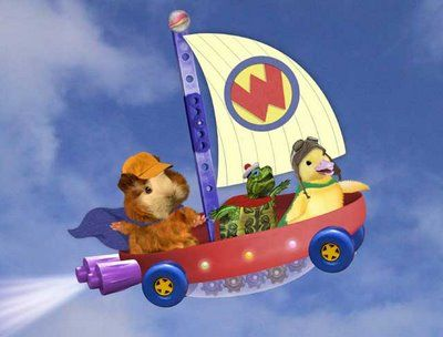Wonder Pets Flyboat Childhood Memories 2000 Wonder Pets Kids