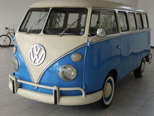 Il bulli riprende molti elementi del maggiolino altro for Furgone anni 70 volkswagen