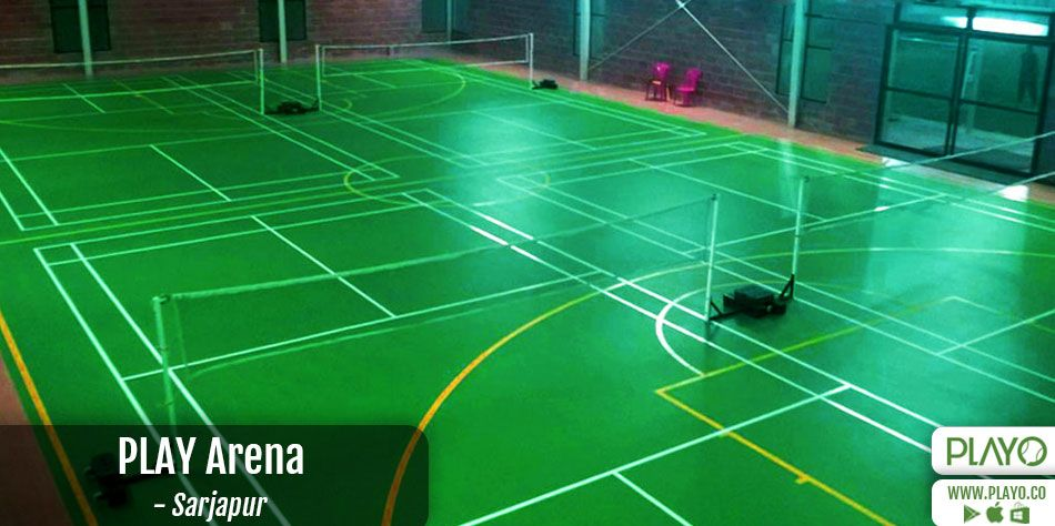 Best Badminton Courts Around Sarjapur Road (With images