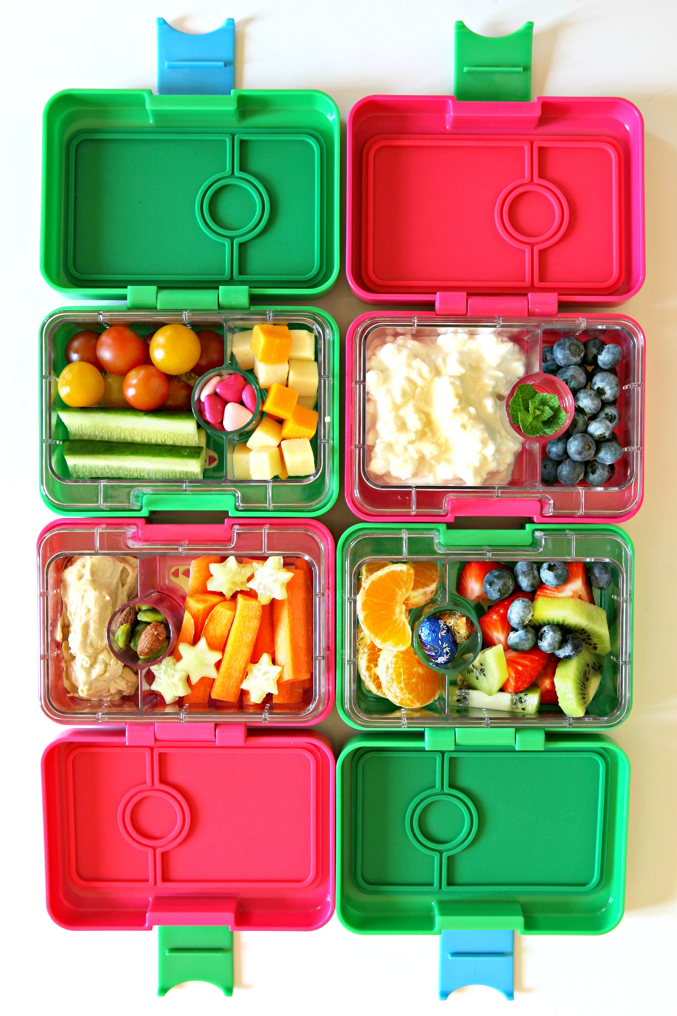 Yumbox Minisnack Makes Healthy Snacks Way More Fun Ditch