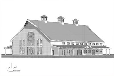 Wedding Barn Event Venue Builders