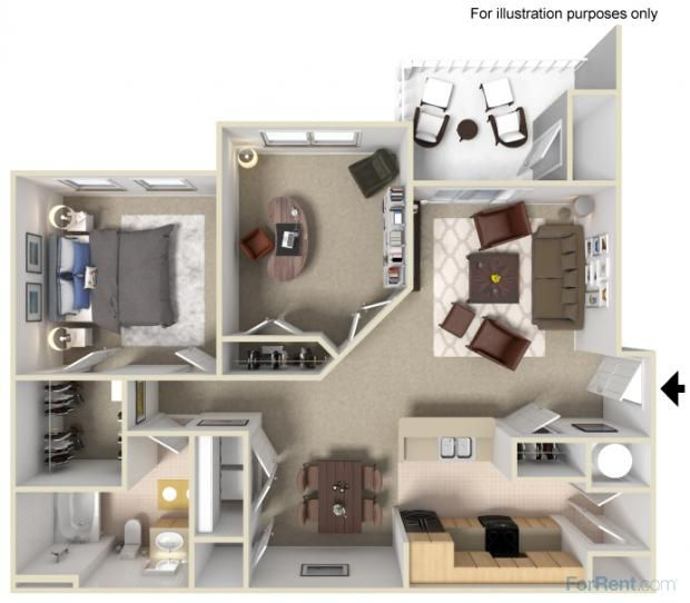 Southern Dunes Apartments For Rent In Indianapolis Indiana Sims House Plans House Layout Plans Sims House