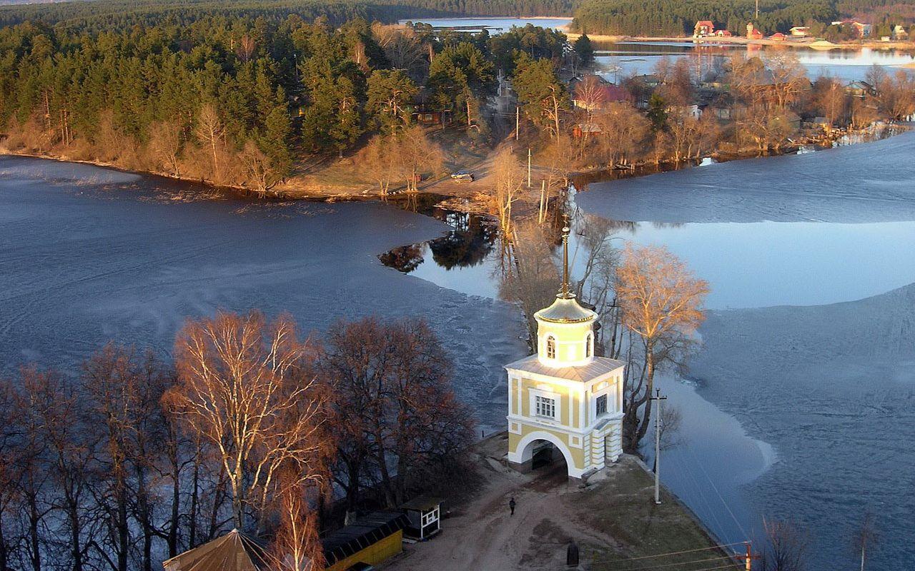 Картинка Россия Храмы Города