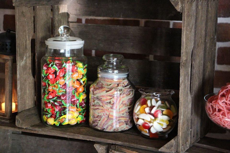 Kidney Failure-friendly Grocery List candies