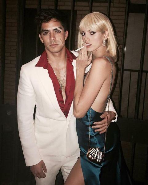 56 Famous Couple Halloween Costume Ideas Perfect For You Style #coupleshalloweencostumeideas