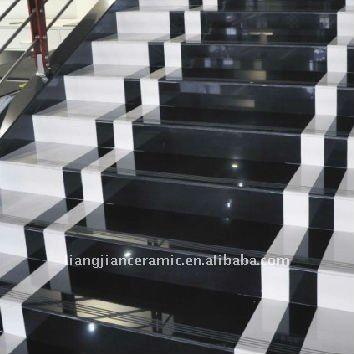 Gres porcelánico para escaleras-en Alicatados de Suelos y ...
