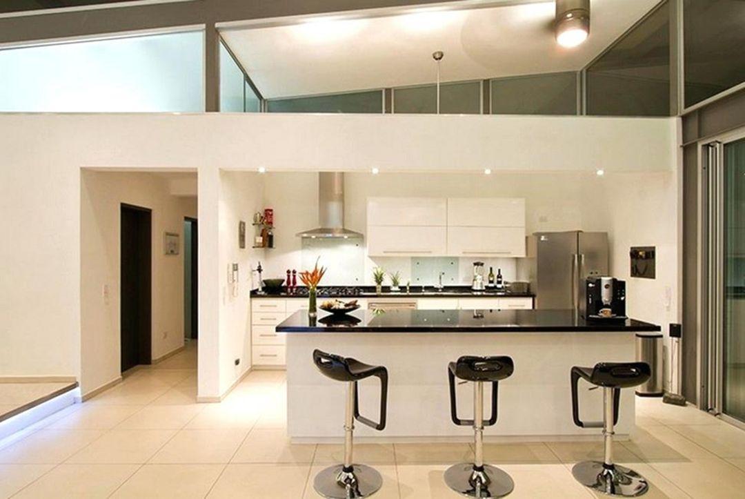 15 Fabulous Small Kitchen Bar Design Ideas To Increase Your Kitchen Kitchen Design Small Modern Kitchen Interiors Kitchen Design Small Space