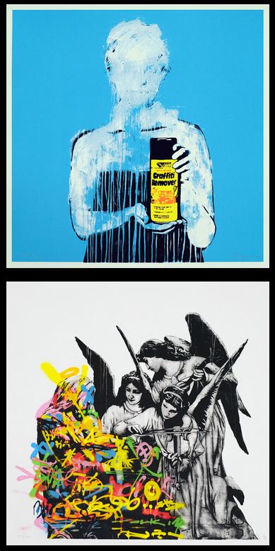 PostersandPrints - An Urban Street Art Blog - The Best Art Blog About Limited Edition Screen Prints, Urban Art, Graffiti