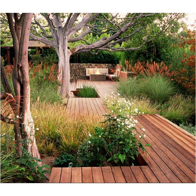 7 guidelines  creativity with your garden designs