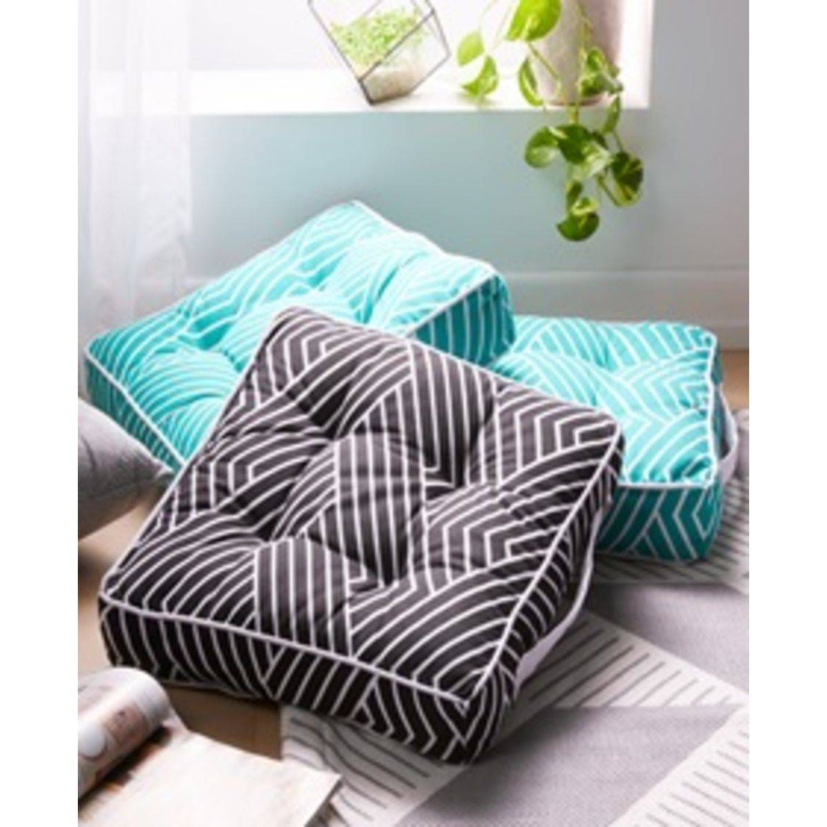 Astonishing Floor Cushion Black Kmart Kmart Shopping In 2019 Home Interior And Landscaping Fragforummapetitesourisinfo