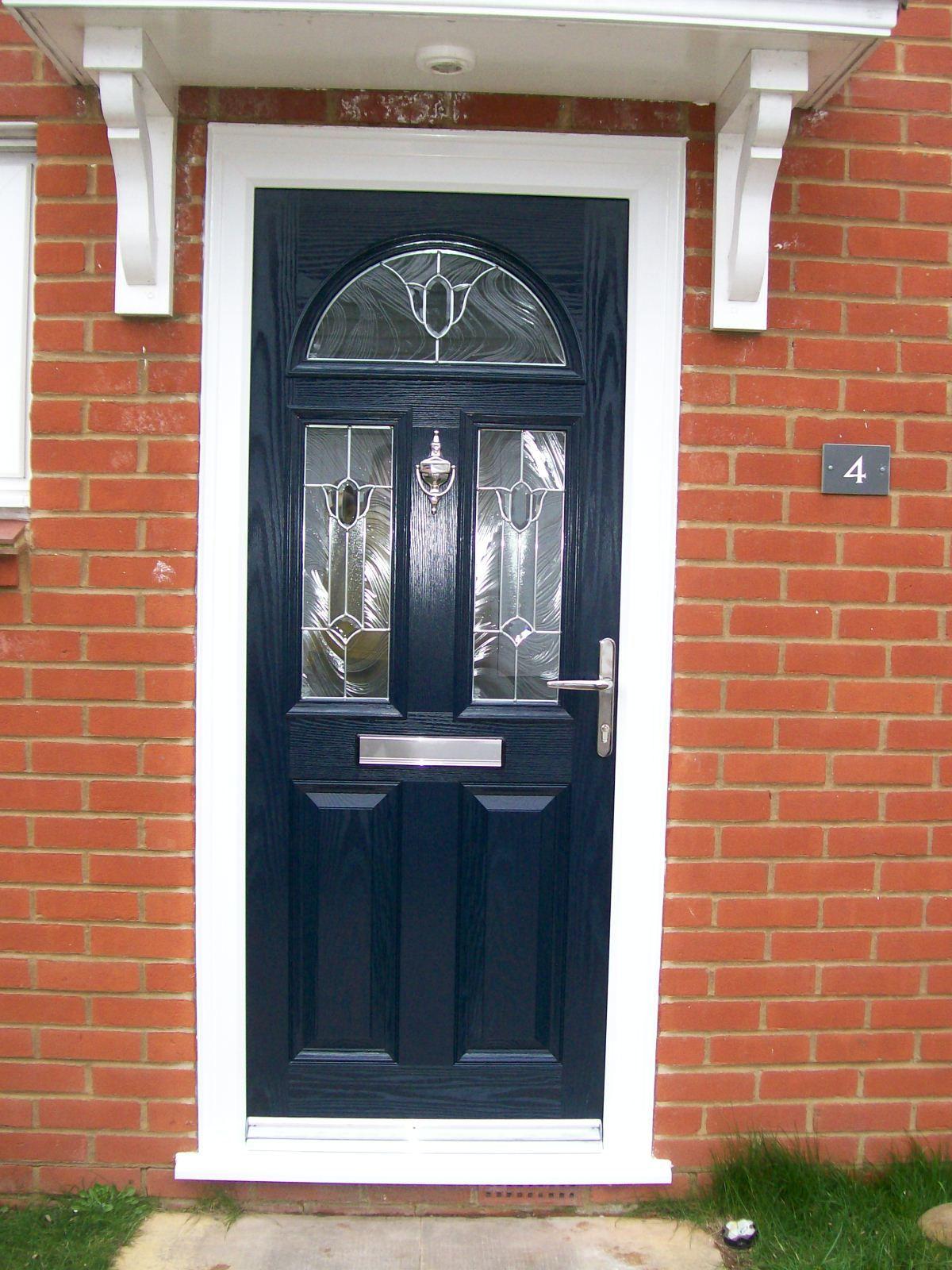 Blue Composite Door secured by design high security door & Blue Composite Door secured by design high security door ... Pezcame.Com