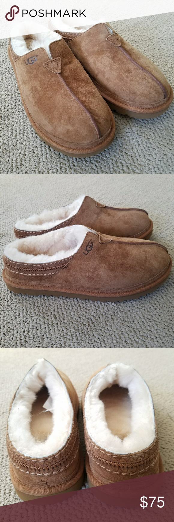 6542ed22b71 Neuman UGG slippers 😄 Neumann UGG slippers . Brand new very nice ...