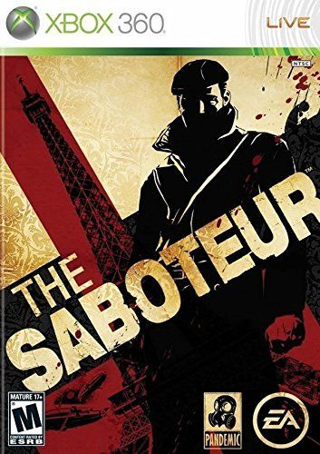 The Saboteur  Xbox 360 by Electronic Arts ** You can get more details by clicking on the image. Note:It is Affiliate Link to Amazon.
