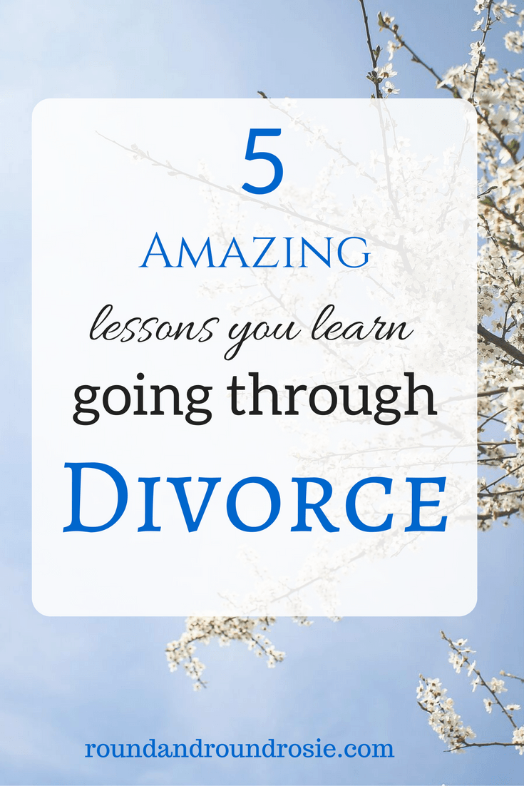 Brilliant Life Lessons You Learn Going Through Divorce  Life
