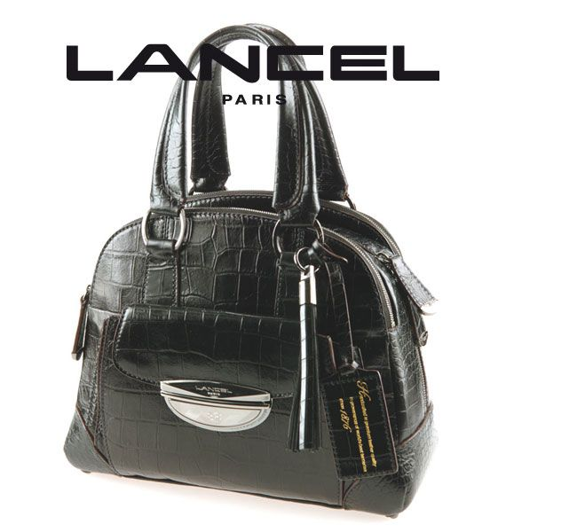 """Adjani"" bag by Lancel"