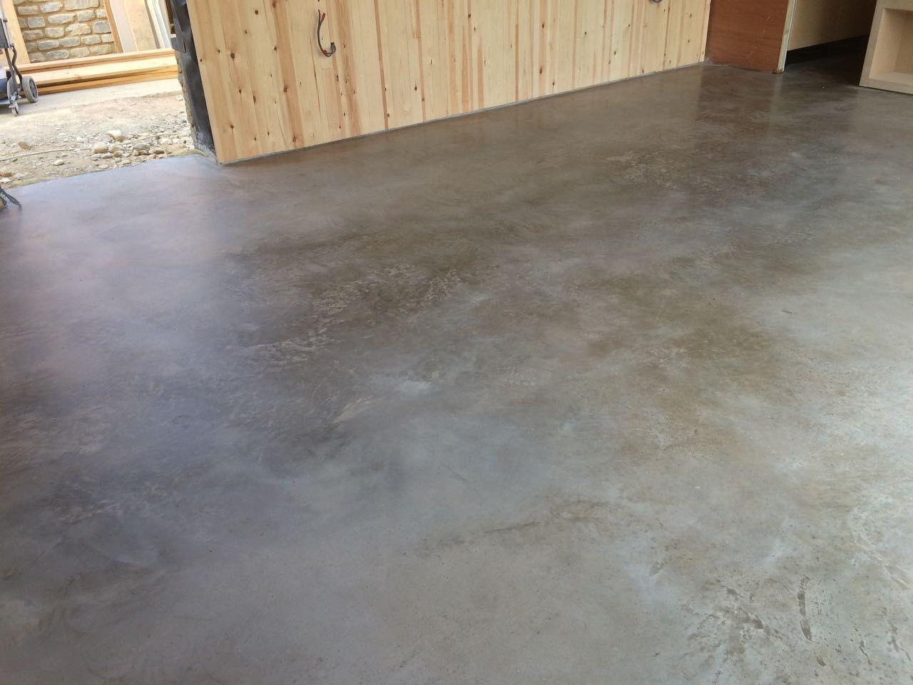 Polished Concrete Flooring In Leicester By Carrcrete The Uk S Experts Plancher En Beton Poli Beton Poli Plancher