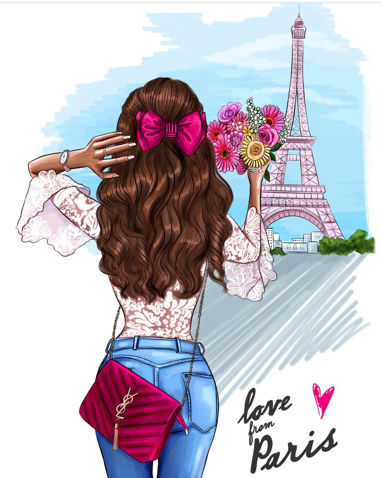 Картинки на телефон для девочек девочки