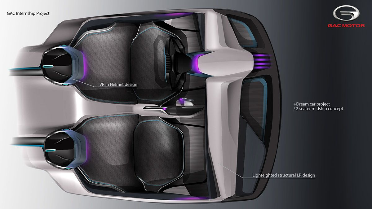 Pin by Marcus Trill on A Interior Renders Car seats