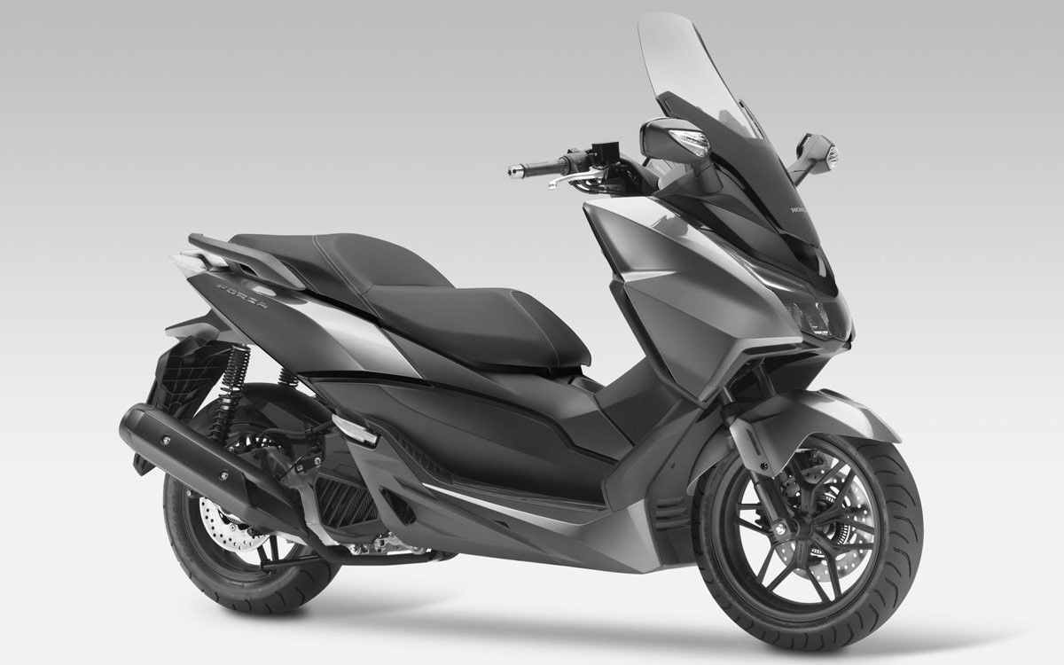 honda forza 125 abs catalogue paris nord moto honda forza 125 voiture voitures et motos. Black Bedroom Furniture Sets. Home Design Ideas