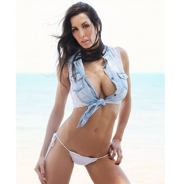 ring card girl edith labelle in jeans shirt if you love