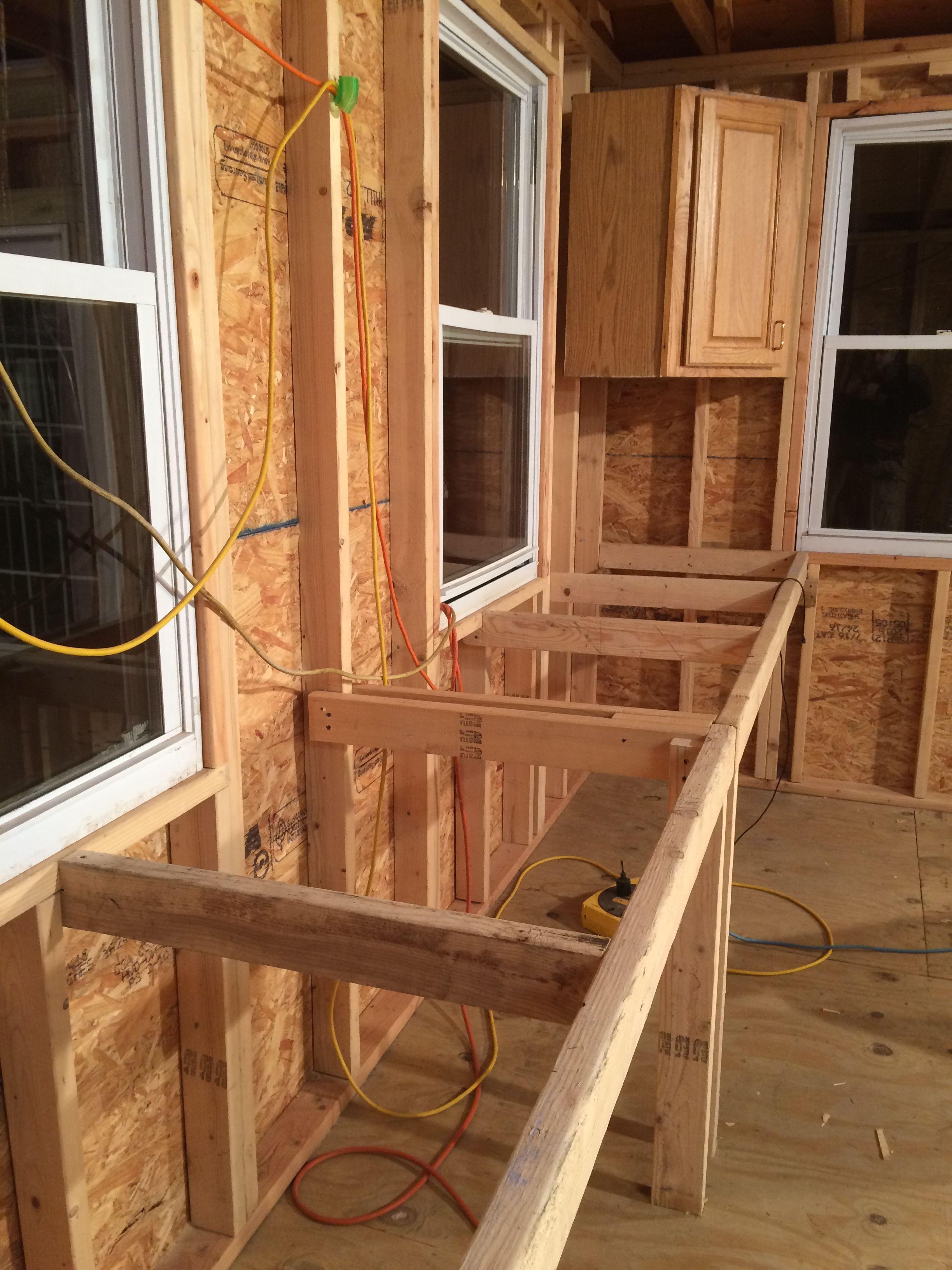Easy Workbench Build Workshop Shed Garage Workshop Plans Shed Plans