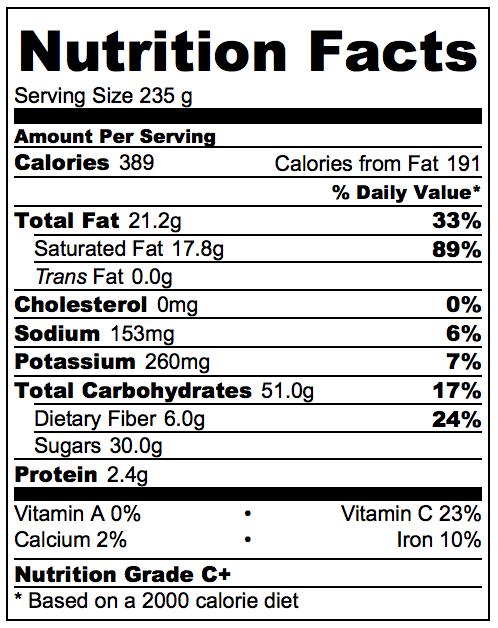 Five Minute Single Serving Apple Crisp Recipe Recipetin Eats Nutrition Facts Recipes