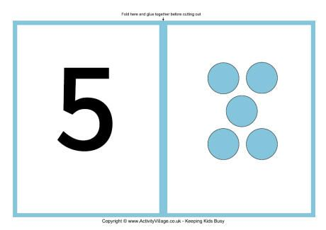 the dot patterns can help children recognize numbers. Black Bedroom Furniture Sets. Home Design Ideas