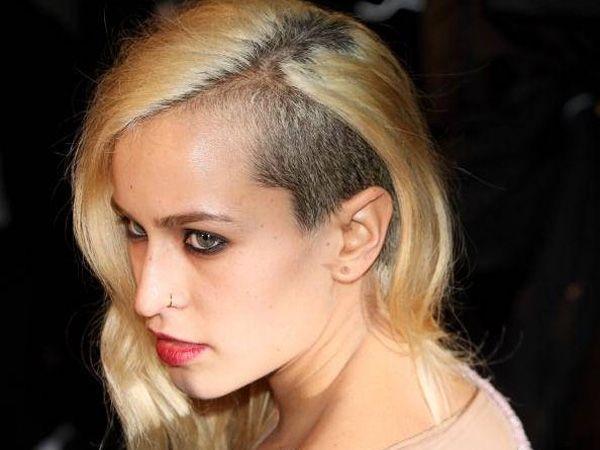 Half Shaved Head Hairstyle Alice Dellal Hairstyle 30 Oustanding Half Shaved Hairstyles  Beauty