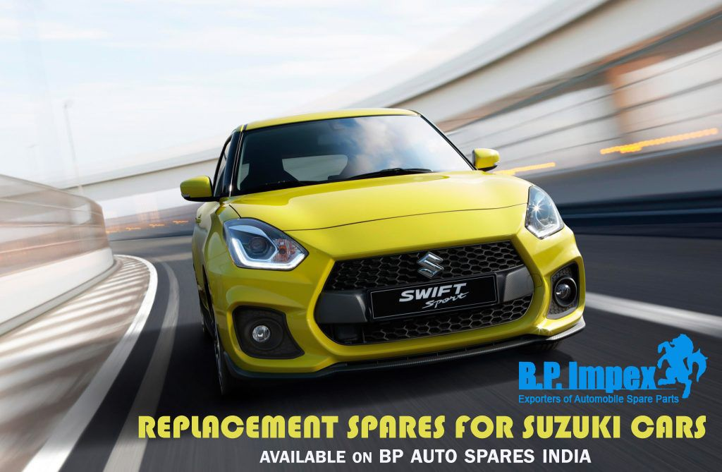 BP Auto Spares India is a highly acclaimed Suzuki Car parts ...