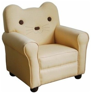 Kitty Yellow Cat Youth Chair I Love This