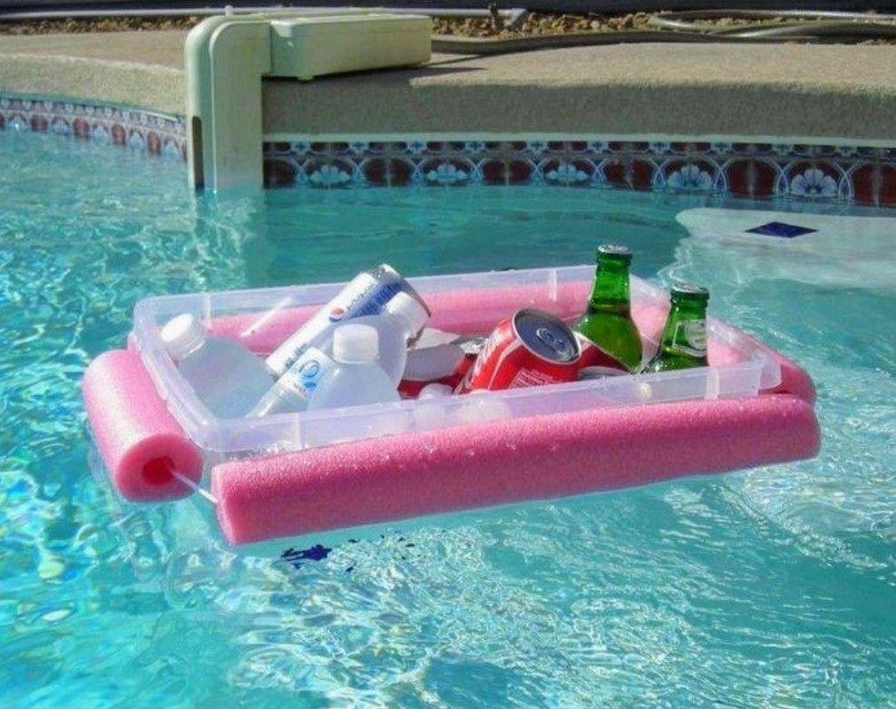 Cool uses for noodles pool bar pool mini pool