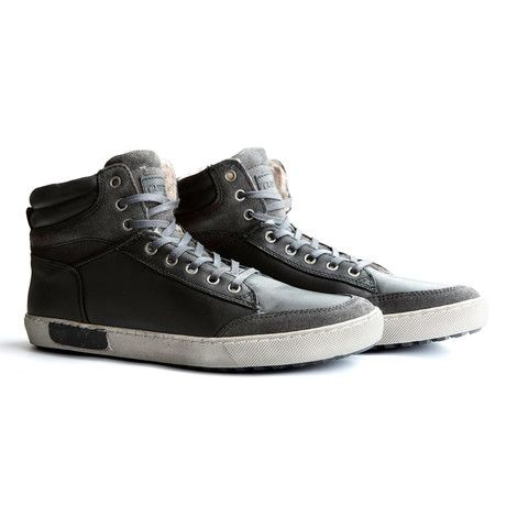 25b00a2a584c Travelin Outdoor    Sandvik High-Top Sneaker    Grey (Euro  40 ...